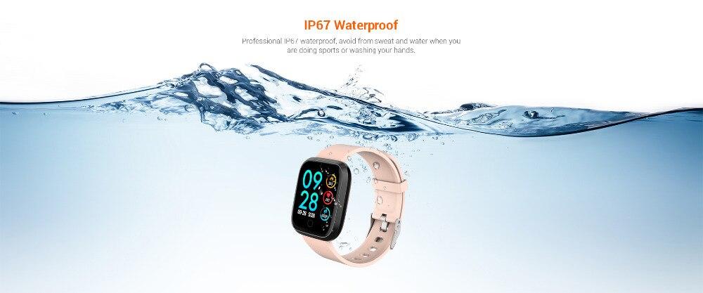 Riversong Motive C Stylish Smartwatch SW01