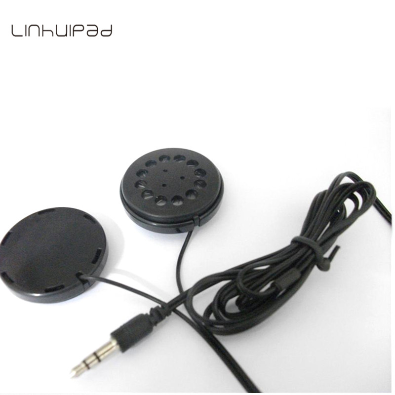 Flat headphones/Cheap headsets/Big size speaker headphones /2pcs with Free shipping by post