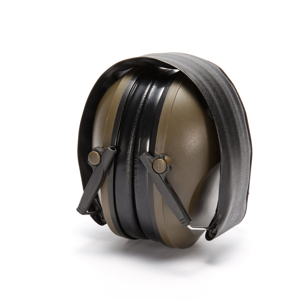 Tactique Casque Protection Auditive de L'oreille 21dB Manchons Militaire Cache-oreilles Tir Oreille Protecteurs Chasse Réduction Du Bruit Insonorisées