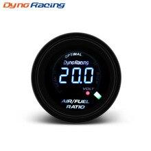 52mm Electrical Auto Meter Digital Wideband Brand Smok Air Fuel Ratio gauge/tachometer