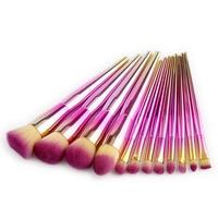 SUMLIFE Brand Makeup Brushes Aicebeu Foundation Brush Blush Powder Eyeshadow Brushes Beauty Cosmetic Makeup Brushes 12