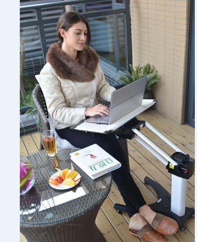 Invention Patent Kesrer 02 Multifunctional Laptop Desk Sofa Bedside Ps Stand Lazy Lift Mobile Computer Table