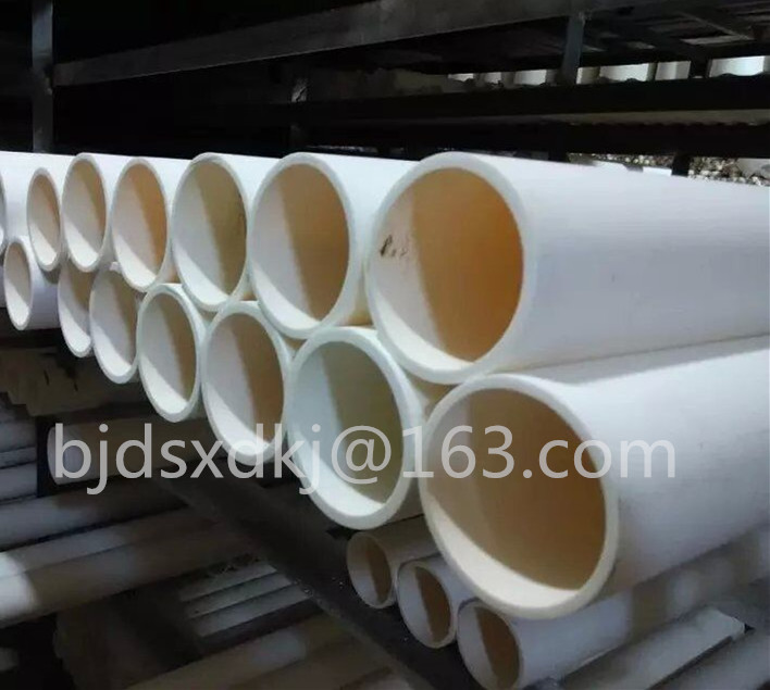 99% alumina tube / furnace tube / OD*L=80*1000mm /open one end/ ceramic tube / vacuum furnace tube цена