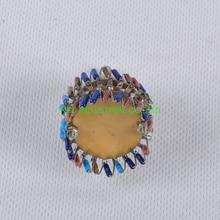 1pc 2P 23 Step DALE Attenuator Volume Pot Stereo Potentiometer Fr Tube Amplifier