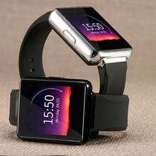 2016 k1บลูทูธsmart watch 512 ram + 8กิกะไบต์รอมสนับสนุนWIFI GPSอัตราการเต้นหัวใจโทรศัพท์Android APPดาวน์โหลดเกมนาฬิกาข้อมือ