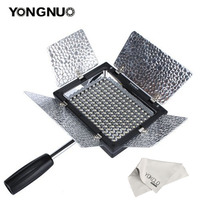 Yongnuo YN 160 השני YN160 השני 160LED מנורת 5600 K תאורת צילום וידאו אור LED עבור שלט רחוק למצלמות מצלמה|תאורת צילום|מוצרי אלקטרוניקה לצרכנים -