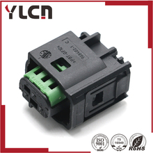 Free shipping 3 Pin tyco Female Connector For Benz BMW 1 967642 1