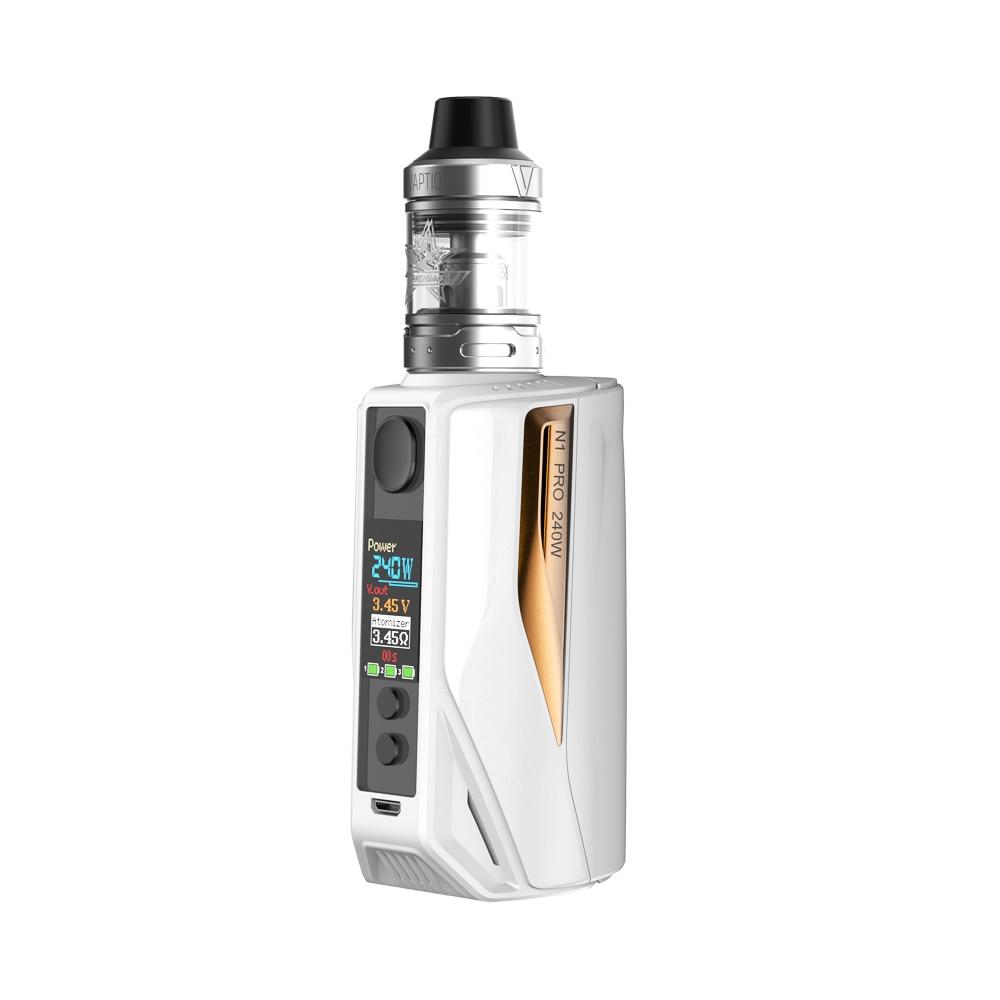 Cigarette électronique Vaptio 240 W N1 pro kit 2.0 ml VAPORISATEUR Frogman Réservoir externe 18650 cellule de batterie * 2/3 pas inclus vaporisateur kit - 5