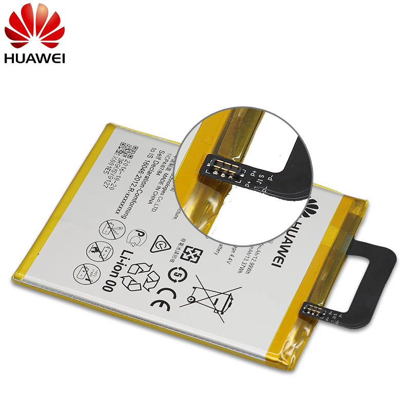 Image 5 - Hua Wei Original Replacement Phone Battery HB376787ECW  For Huawei honor V8 Phone Battery 3500mAh-in Mobile Phone Batteries from Cellphones & Telecommunications
