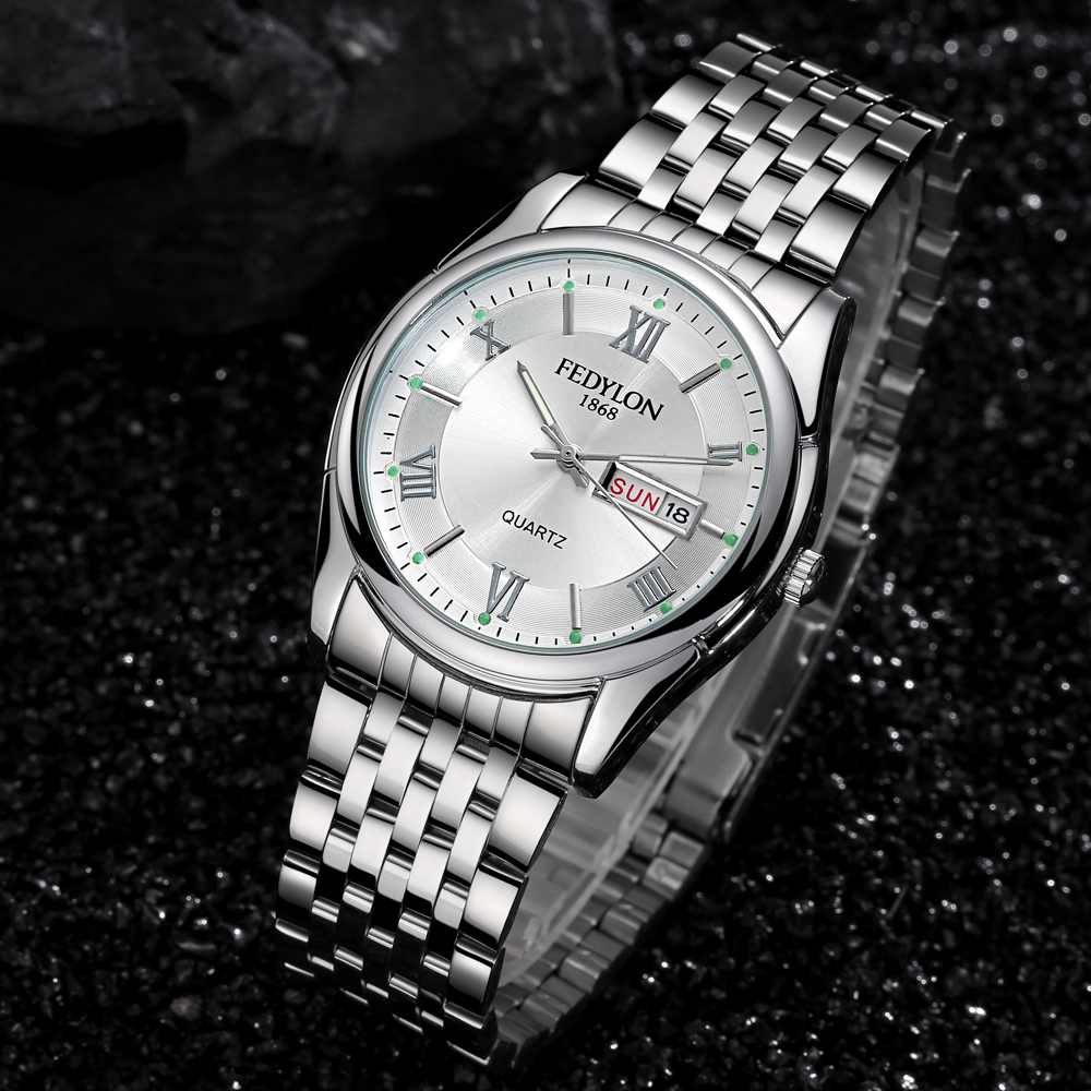new luxury brand date day s waterproof mens