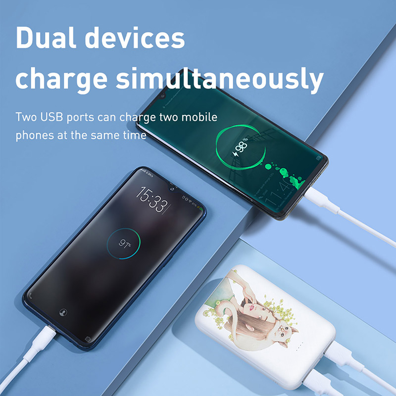 Cute 10000mAh Mini Fast Portable Power Bank Charger for iPhone, Samsung, Huawei Accessories Apple Phones Mobile Phones 1ef722433d607dd9d2b8b7: China|Russian Federation|Spain