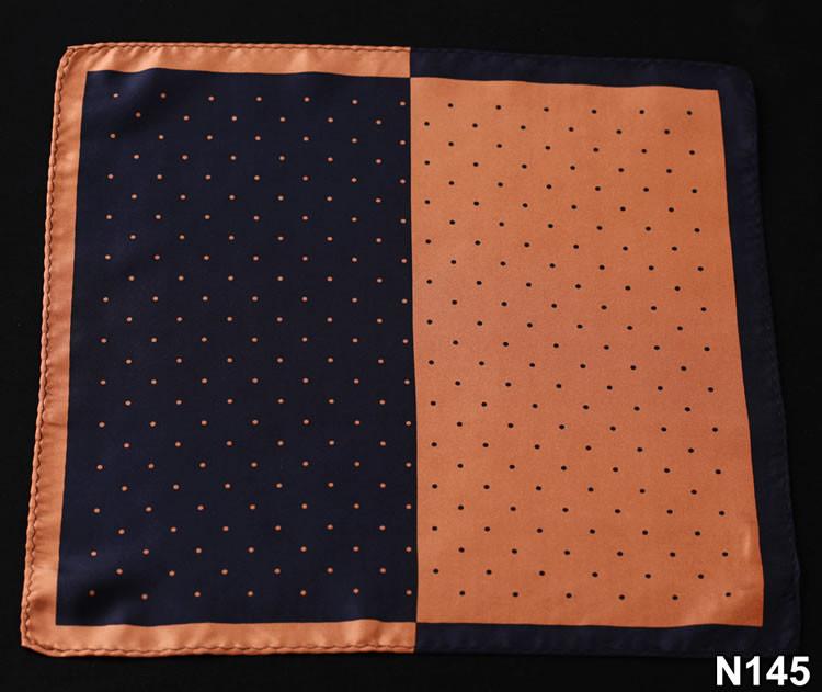 N145 HN14N Orange Polka Dot 33cm