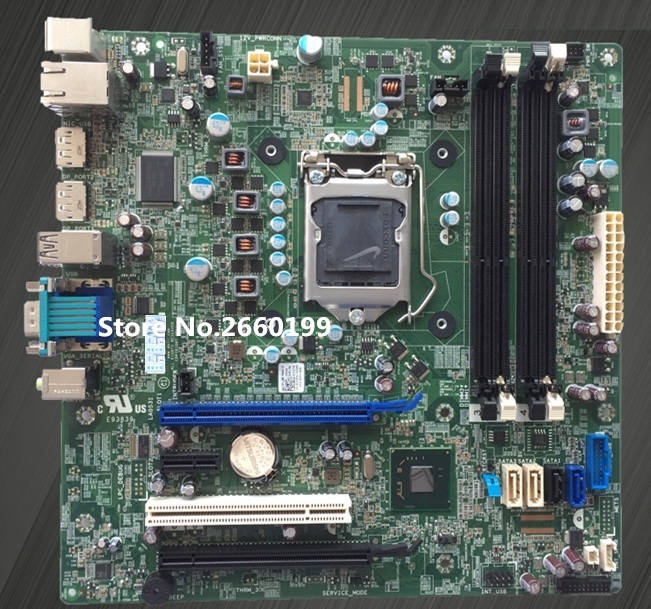 High quality desktop motherboard for 9010 7010 0J32FG CN-0J32FG Fully tested high quality pfm 865g ver c p4 long card industrial motherboard 100% tested perfect quality