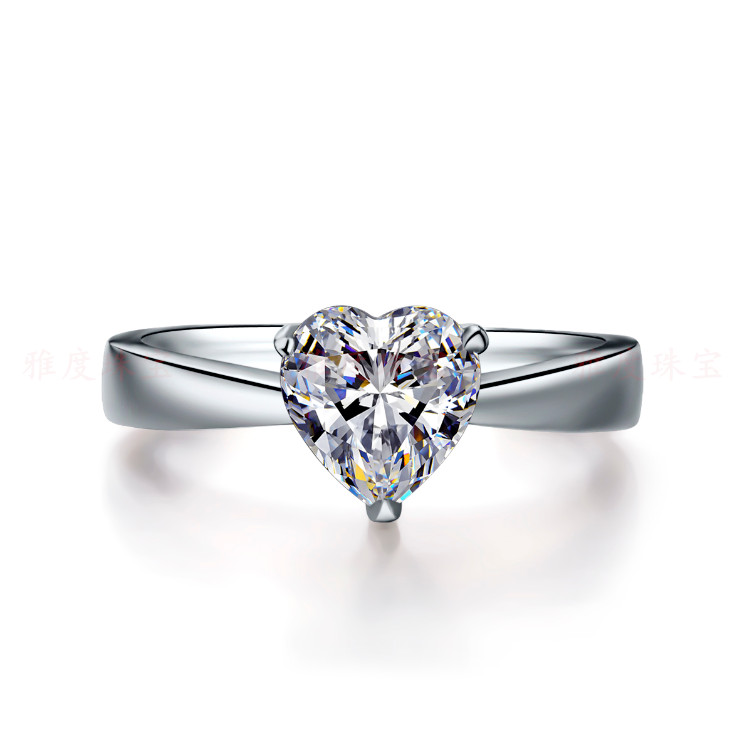 get cheap solitaire ring aliexpress
