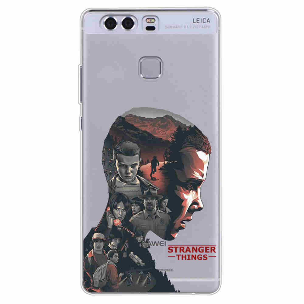 coque huawei p8 lite stranger things