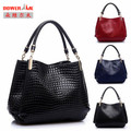 DOWERME 2016 spanish luxury Alligator bag for handbag women famous brand designer handbag brand Ladies hand bag sac a main femme