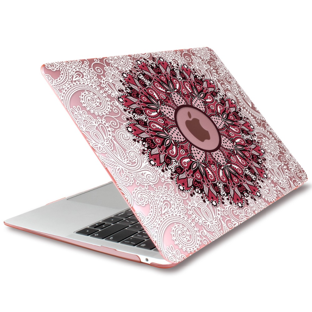 Mandala Print Case for MacBook 80