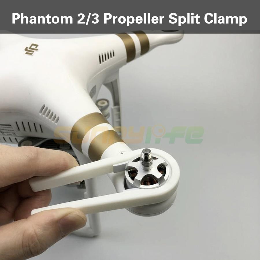 3D Printed Propeller Mount Dismount Auxiliary Tool Split Clamp Motor Holder for DJI Phantom2 3 22