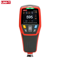 UNI T UT343D Coating Thickness Gauge LCD Backlight 320 x 240 Pixels Digital FE/NFE Metal Car Paint Thickness Tester Meter