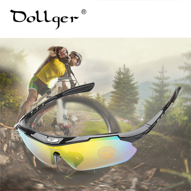 Sports Goggles Sunglasses Radar Glasses Sport Polarized Sun Glasses Outdoor Mountaineering TR90 Goggles UV400 Eyewear S1042