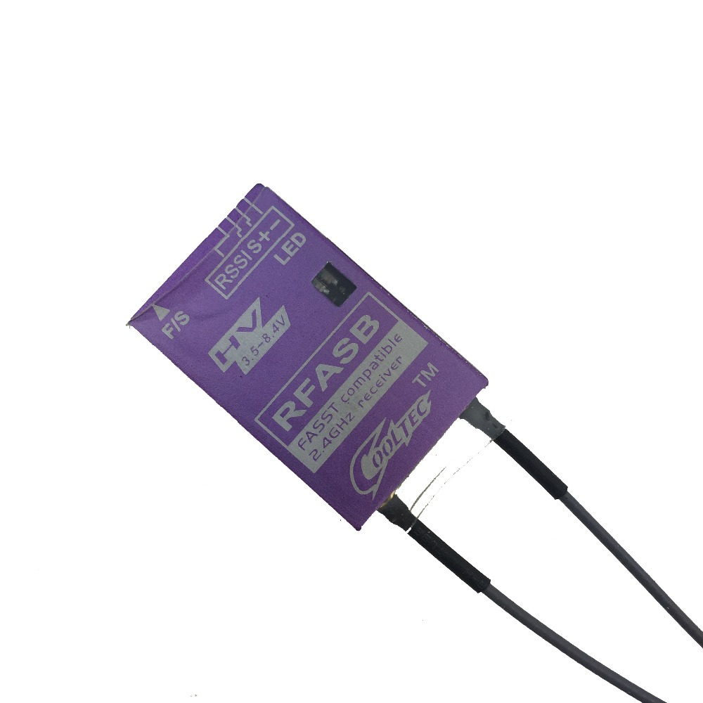 Feiying Cooltec RFASB mini Receiver Compatible with Futaba FASST SBUS for FPV Racing Drone