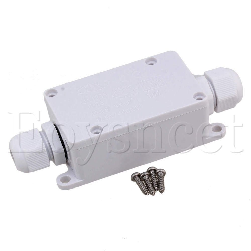 Waterproof IP65 T06-MM3S Terminal Cable Junction Box for Geograph Lamp