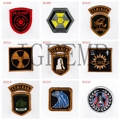 stalker Team Morale tactics Military Embroidery patch