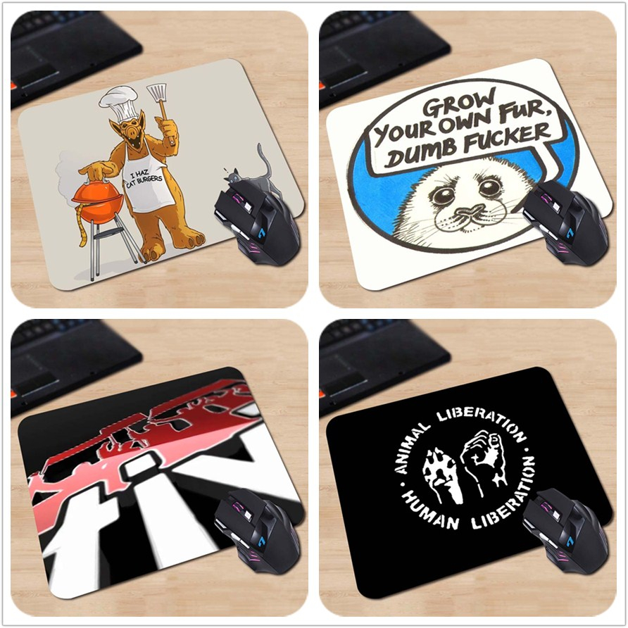 Babaite ALF Animal Liberation Front Gaming Custom Classic Fashion Customized Rectangle Computer Supplies Mouse Pad Free Shipping