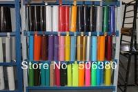 FREE SHIPPING 33Rolls 50CMX100CM Heat Transfer PU Vinyl With Sticky Back 33colors Plotter Print