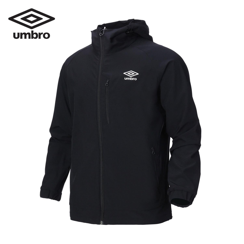 Umbro New Summer Men Lifes Style Series Sports Windbreaker Running Suit Leisure Long Sleeves Coat UO181AP2205