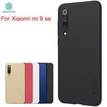 For Xiaomi mi 9 se Case Cover NILLKIN Fitted Cases High Quality Super Frosted Shield