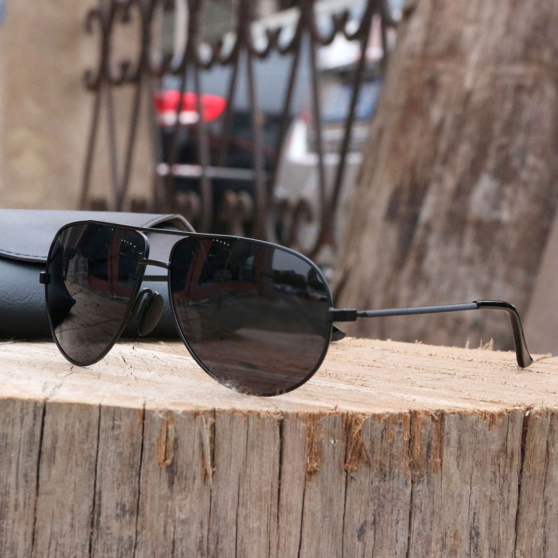Vintage Hot Rays Aviator Polarized Sunglasses Men Women Retro Classic Male Mens Sun Glasses Driving UV400 gafas de sol hombre ...