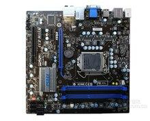 For MSI H55M-E33 original motherboard LGA 1156 DDR3 board For I3 I5 I7 CPU 16GB Micro ATX H55 Desktop motherboard Free shipping