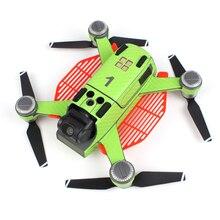 Mano guardia dedo valla de protección para DJI chispa drone Palma despegue y aterrizaje