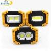 new Outdoor Survival Camping Light Rechargeable COB Flashlight LED Work Light 18650 20W Large high brightness USB light 1