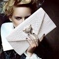 Luxury Brand Кристалл Бумажник Женщины кожаный Кошелек Сцепления Сумка Мода Кошка Hasp Сумки Женские Свадебные Длинный Кошелек и Сумки Дамы
