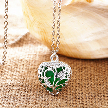 2019 fashion retro new hot sale gift heart-shaped pendant ladies necklace silver wild jewelry charm pendant money chain trend цена