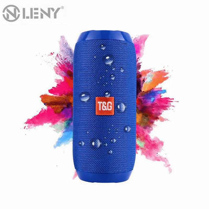 Waterproof Bluetooth Speaker Portable outdoor Rechargeable Wireless Speakers Soundbar Subwoofer Loudspeaker TF MP3 Built-in Mic
