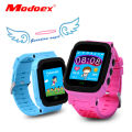 Modoex Children positioning watches baby kids gps smart watch sim card IOS/android fitness tracker sos smart watch