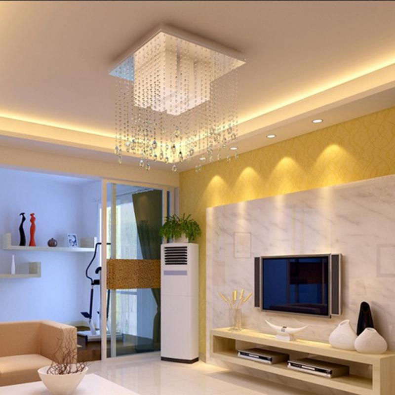 3w 5w 7w led panel light ceiling down lights grille lamp