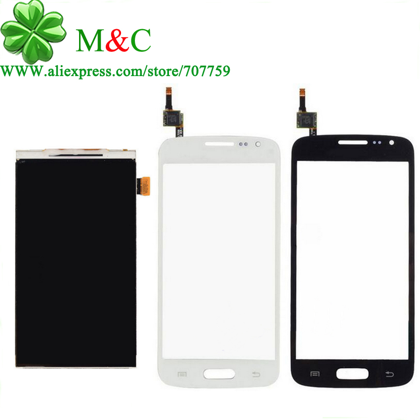 OGS G3815 LCD Touch Panel For Samsung Galaxy Express 2 SM-G3815 G3815 LCD Display Touch Screen Digitizer Panel Free Post