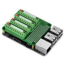 CZH LABS Pi Screw Terminal Block Breakout Module, for Raspberry Pi.