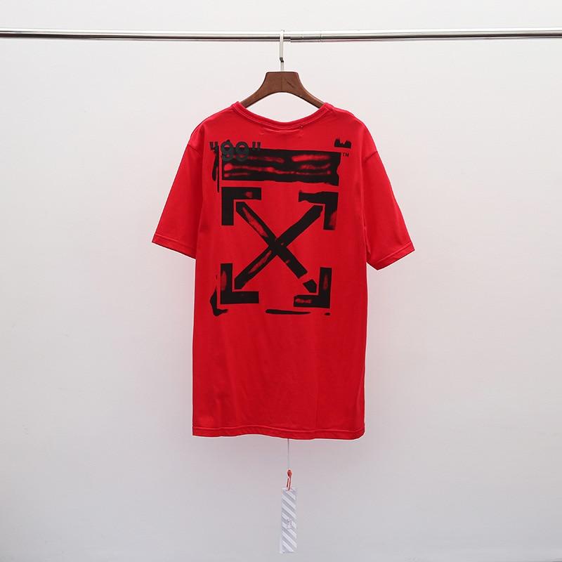 LISER T Shirt Men Couple T-Shirt Women 2019 Summer Oversized Loose Casual Print Tees Streetwear Harajuku Tshirts