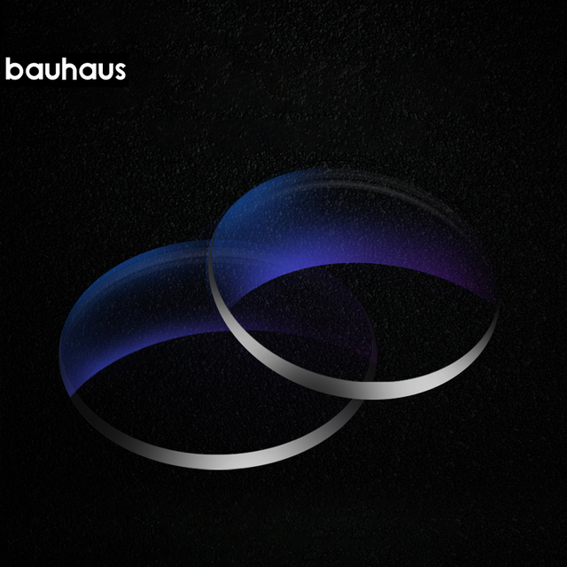 Aspheric  Anti Blue Light Prescription Glasses Lenses Radiation Protection  UV Protect Anti-Radiation