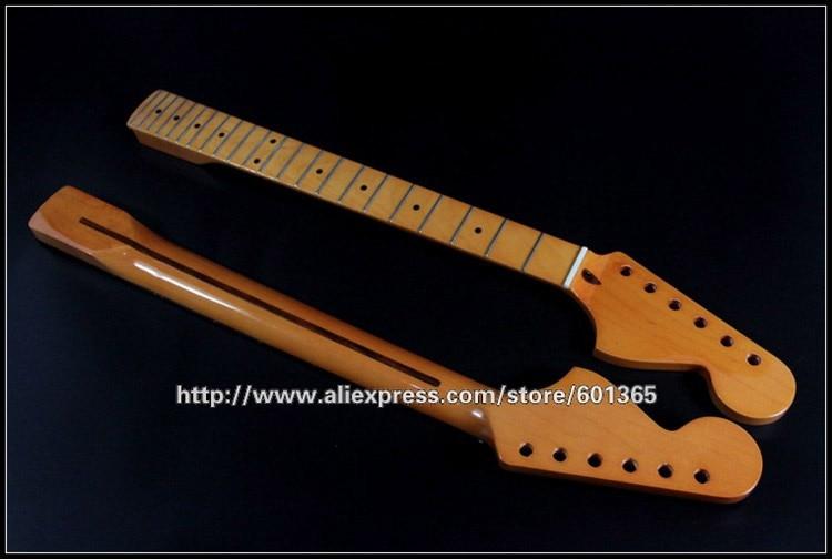 2015 retro big head canadian maple electric guitar neck electric guitar kit kits maple finger. Black Bedroom Furniture Sets. Home Design Ideas