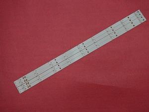 (جديد كيت) 4 قطع 9 المصابيح 798 ملليمتر LED الخلفية قطاع لسوني التلفزيون KDL-40R380D 40PFL3240 GJ-DLEDII P5-400-D409-V7 TPT400LA-J6PE1