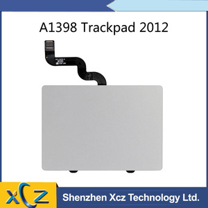 Original New A1398 Trackpad For Macbook Pro 15'' Retina A1398 Trackpad Touchpad with Cable Mid 2012 Early 2013 Year
