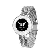 Smartband X6 Color screen IP68 waterproof Heart rate monitor Blood pressure Fitness bracelet Smart band Woman VS M2 F1