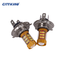 цена на 1x H4 LED High Power Light for 4014 Chip 60SMD Fog Light fog lamp Headlight Driving DRL H7 H11 H4 H8 Car Light Auto Lamp Bulb