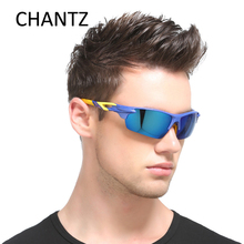 Vintage HD Polarized Cycling Goggles for Men Brand Mountain Bike Cycling Mirrored Sunglasses UV400 Fishing Hiking Shades Eyewear cool hollow out cycling mirrored sunglasses